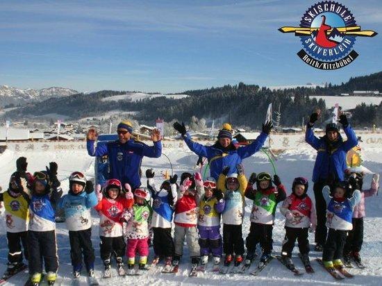 Reith bei Kitzbuehel, Áustria: Skischule Reith bei Kitzbühel - die Skischule, die alle lieben ....