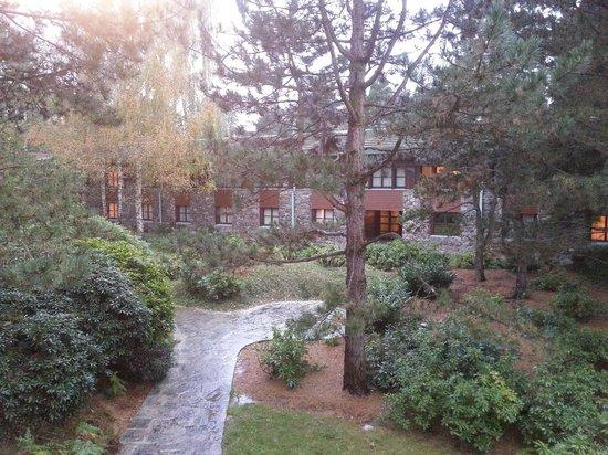 Disney's Sequoia Lodge : Grounds