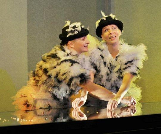 "Novgorod Theatre For Children and Youth Maly: Спектакль ""Лебединое озеро"" П.И. Чайковский"