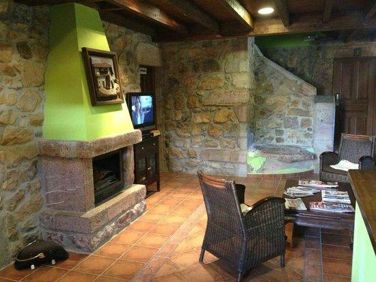 Hotel el Quintanal: Zona común