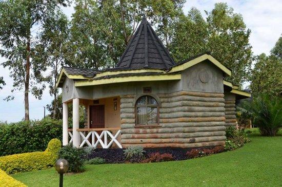 Gisambai, Kenia: Cottage