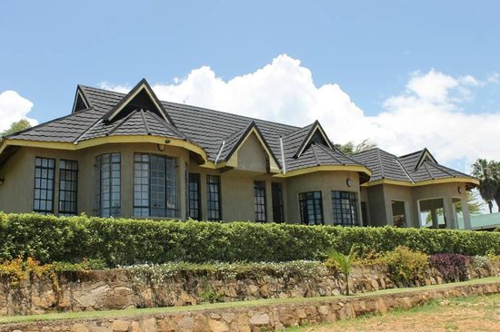 Gisambai, Kenia: Bâtiment principal