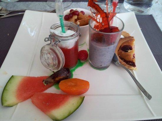 Le Vigosche : Dessert 1