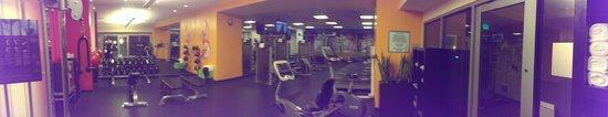 San Jose Marriott: The Gym