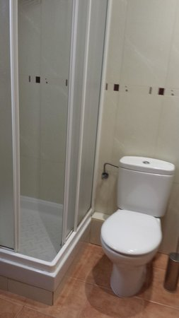 Luz Madrid Rooms: WC completo