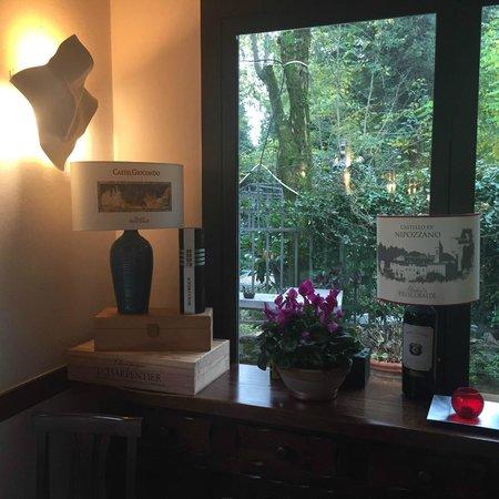 Le Cave di Maiano : Il ristorante