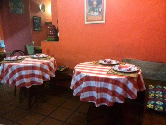Bar Deportivo : Comedor