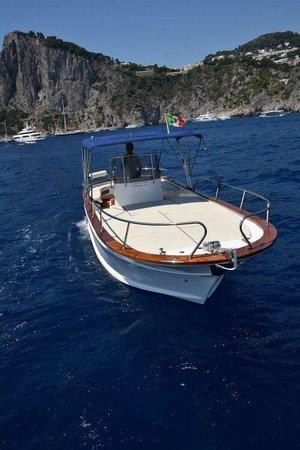 Massa Lubrense Boat Service