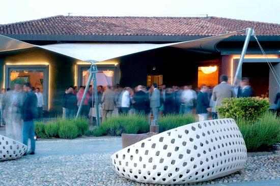 Relais 23: L' esterno del ristorante