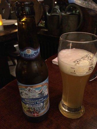 Le Monchu: Cerveja artesanal de Chamonix
