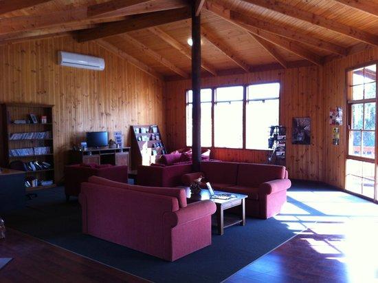 Kangaroo Island Wilderness Retreat: Reception