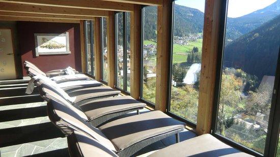 Friedrich Hotel : Relaxraum