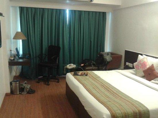 Yogi Metropolitan : Room