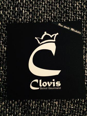 Bistrot Gourmand Clovis : Carte 1