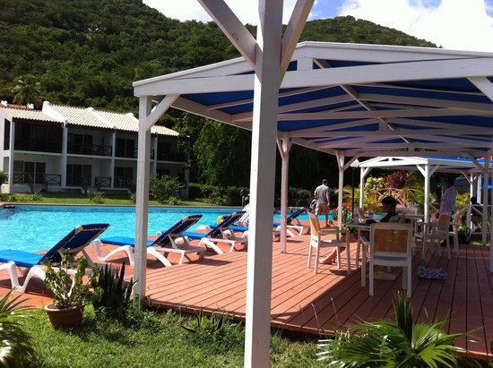 Turtle Bay Resort: large swimming pool