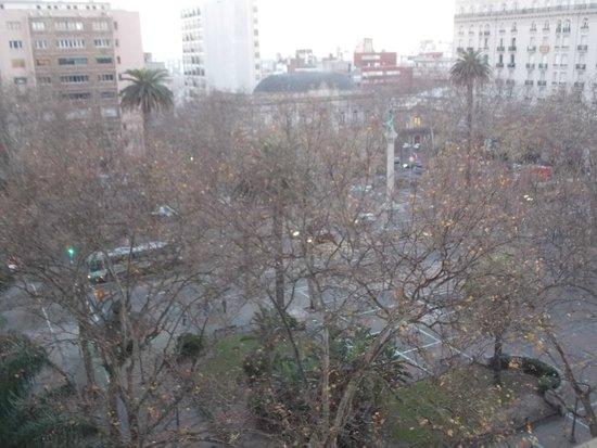 Balmoral Plaza Hotel: Amanhecer,