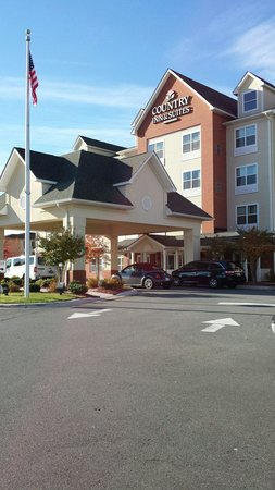 Country Inn & Suites by Radisson, Concord (Kannapolis), NC: Entrance