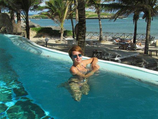 Aquarius Club: piscina