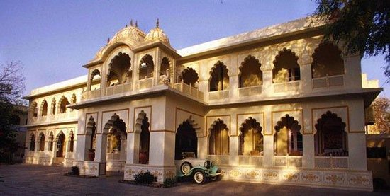 Photo of Bissau Palace Jaipur