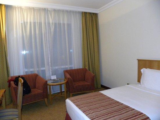Swiss-Belhotel Sharjah : Номер 1101