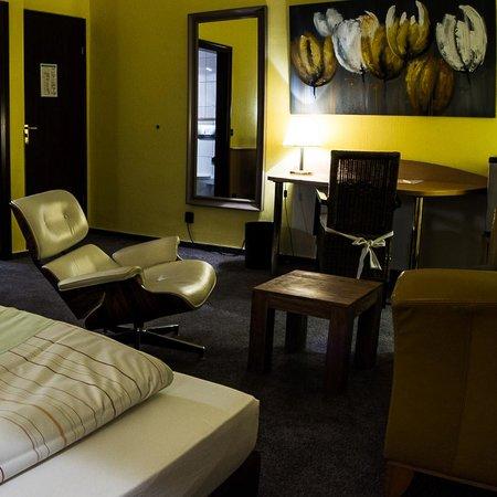 Hotel Blankenburg: Sammelsurium an Sitzgelegenheiten