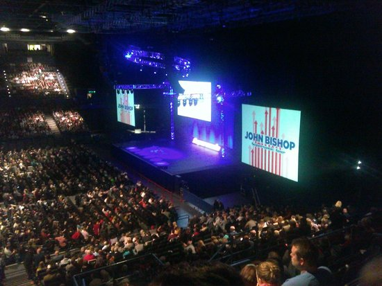 Nia John Bishop Picture Of Barclaycard Arena Birmingham