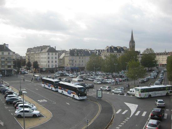 Mercure Caen Centre Port de Plaisance: Come posizione ottima