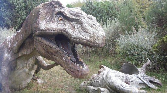 Dinosauri foto di la citta dei dinosauri san lorenzello for San lorenzello