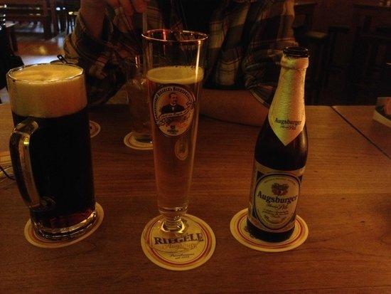 Ratskeller : Cervejas