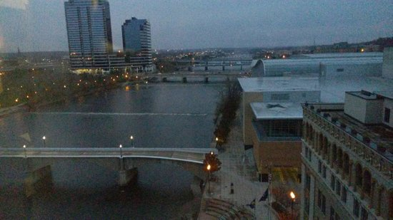 Amway Grand Plaza, Curio Collection by Hilton: View from room