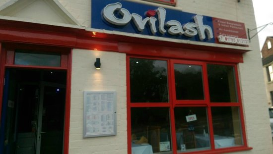 Ovilash Indian Restaurant.