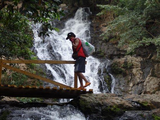 Chiang Rai ATV : waterfall trek