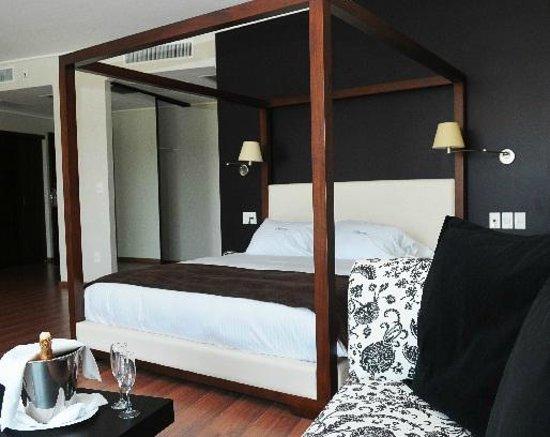 Regency Park Hotel + Spa: Habitación