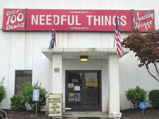 Needful Things Antique Mall