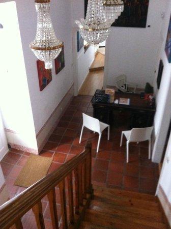 Sintra 1012 Boutique Guest House: reception