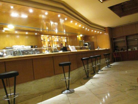 Eurostars Boston: Cafetería