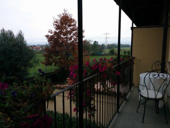 BEST WESTERN PLUS Hotel Le Rondini : terrazzino