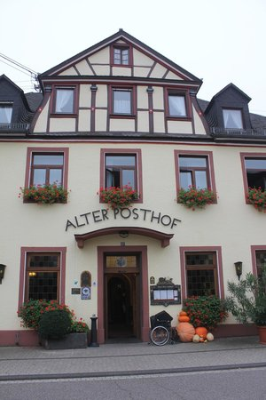 Flair Hotel Alter Posthof: Front of hotel