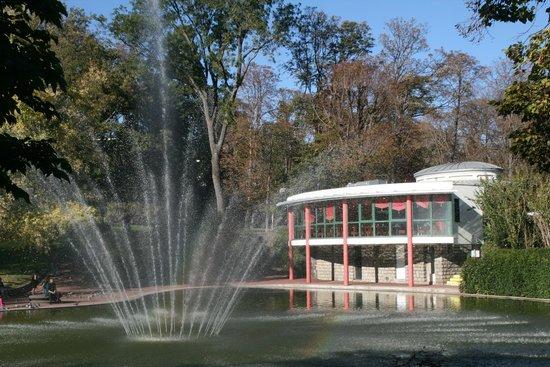 Jardin Lecoq Picture Of Jardin Lecoq Clermont Ferrand