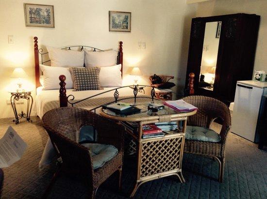 Barossa House, Tanunda (back room)