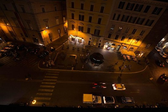 Genio Hotel: Вид с балкона
