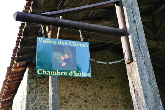 Vallee des Chenes Chambre d'Hotes