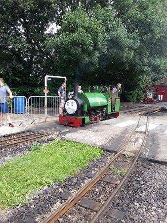 Kirklees Light Railway: Percy
