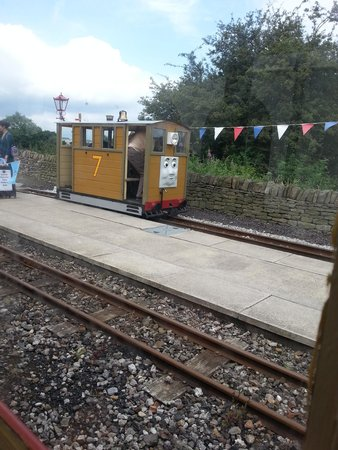 Kirklees Light Railway: Toby