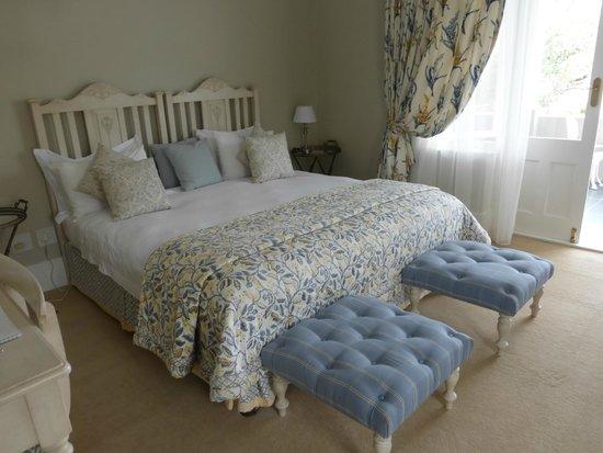 Parkes Manor: Sehr einladende Zimmer, hell uund geräumig und sauber