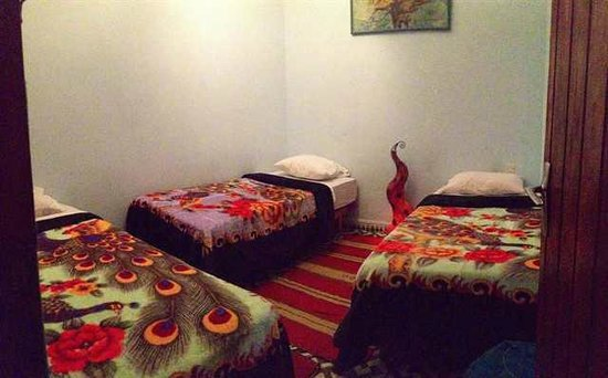 The Surf Hostel: 3 bed private room
