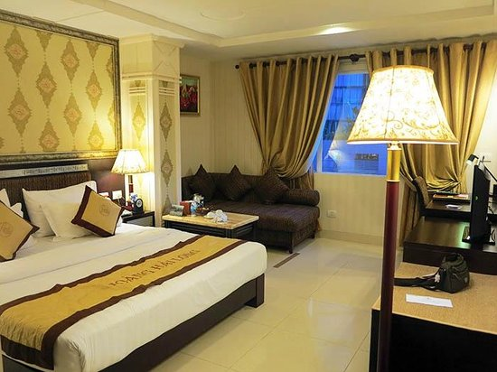 Alagon Central Hotel & Spa: Executive Suite