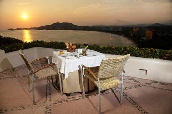 Pacifica Resort Ixtapa: Restaurante El Faro
