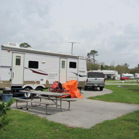 Torry Island Campground Marnia