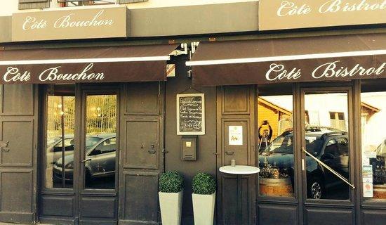 Cote Bouchon Cote Bistrot